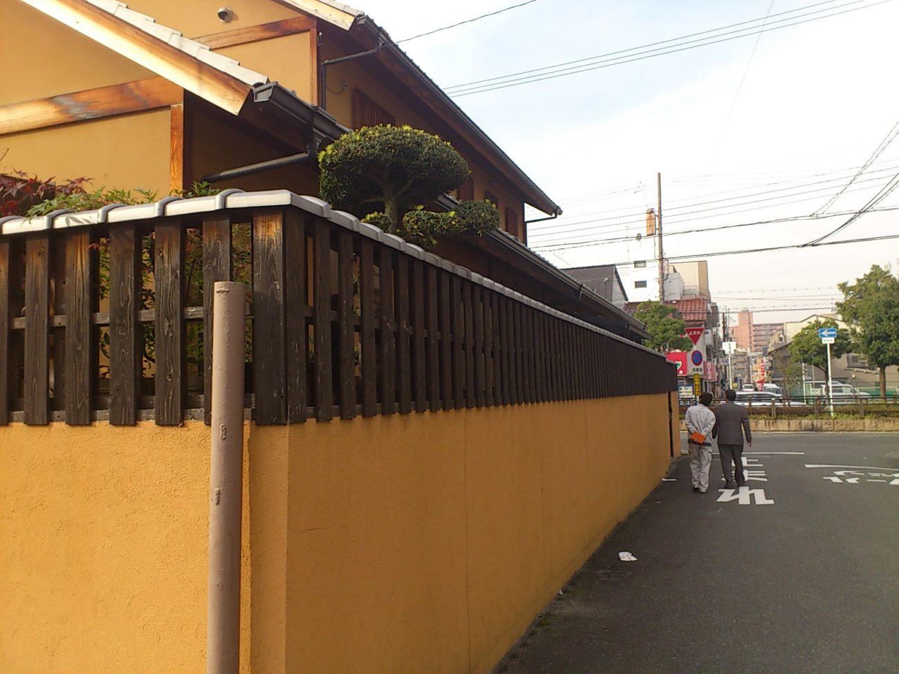大阪市内 外壁工事