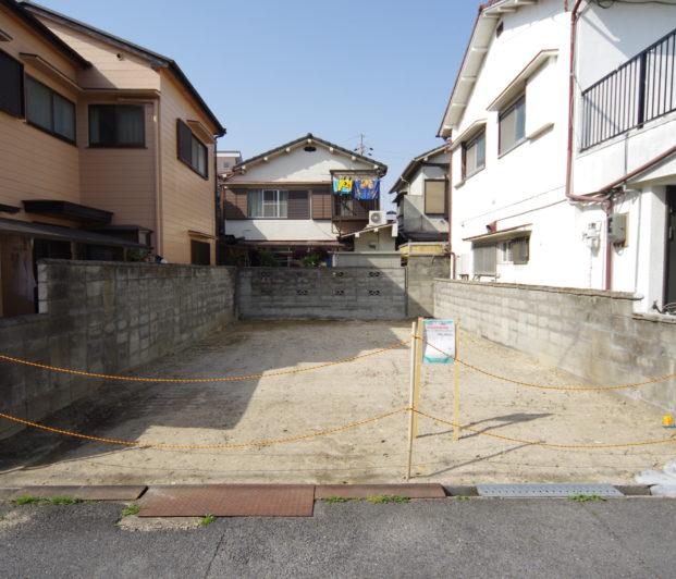 枚方市南船橋 新築戸建て・分譲地(建築条件付き)